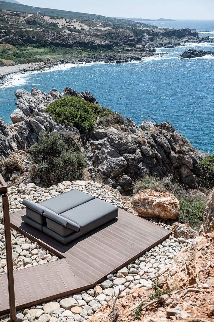 For sun seekers only – villa San Matteo