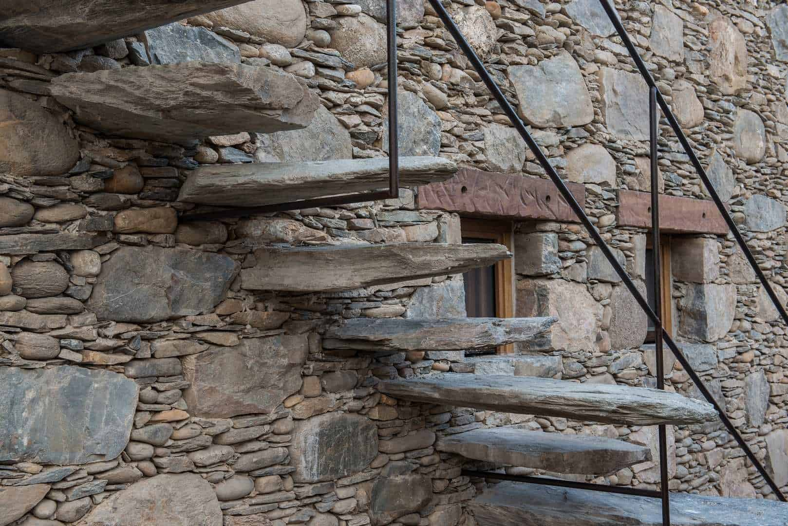 Architectural details – The Old Beach House